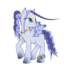 Auction Adoption: Space Princess Pony [CLOSED] by LadyBelva