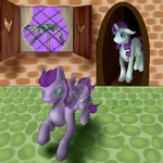 .: KydoseXRarity Theme 2 entry :. by ZeraMist