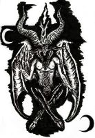 Baphomet by KingOvRats