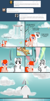 Spumoni and Rook - Part 1 by Nimaru