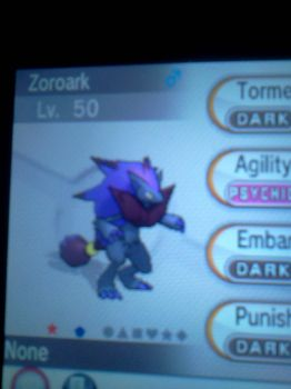 Shiny Zoroark :) by keira97