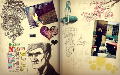 VirtualMoleskine Project p.5 by pica-ae