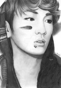 shinee Key by BlueBerry-is-cute