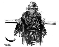 scarecrow by urban-barbarian