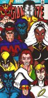 2nd Classic X-men updated by RWhitney75