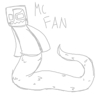McFan sketch (Commission) by Gameaddict1234