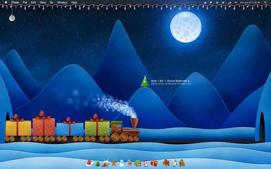 Christmas Desktop 2 by shellygrl985