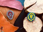 WoW Battle for Azeroth Signs by LoreBox
