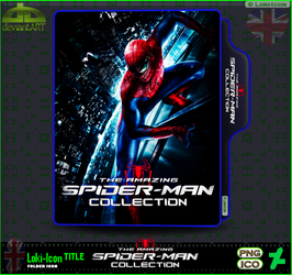 The Amazing Spider Man Collection by Loki-Icon