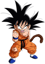 Dragon Ball - Kid Goku 42 by superjmanplay2