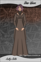 57. Amilyn Holdo by RayneTheQueen