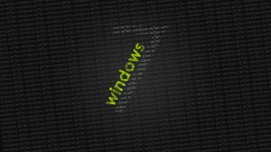 Windows 7 Wallpaper by BenSow