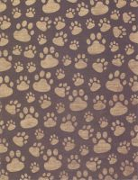 Brown Tonal Paws by FredtheCow-Stock