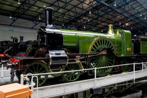 Great Northern Railway No.1 Class Stirling Single by Daniel-Wales-Images