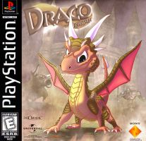 Draco the Playstion Dragon by Mr-Stot