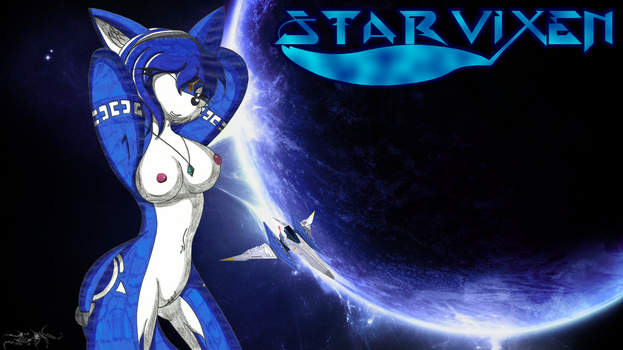 StarVixen Wallpaper by WAtheAnum