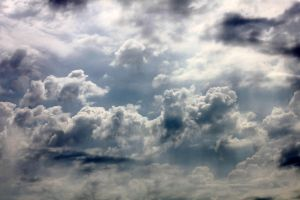 Puffy Cloudes 02 - Stock by Thy-Darkest-Hour