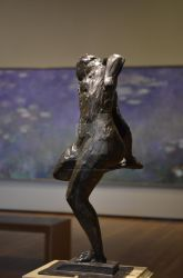 Degas and Monet by JeffreyVanoArt