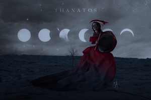 Thanatos by viarobinson