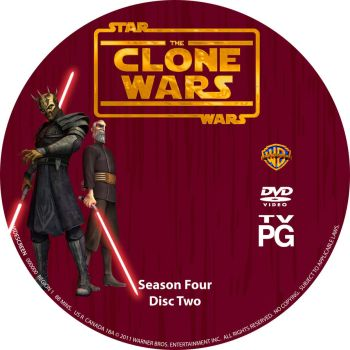Star Wars The Clone Wars S4 D2 by Mastrada101