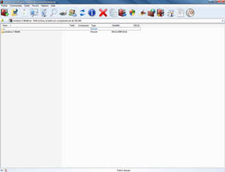 Windows 7 theme for WinRar by Joack