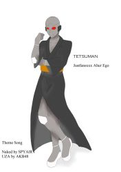 Tetsuman The Metrosexual Robo by Justfansxxx