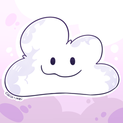 cloudy bfb by Caia-Mei