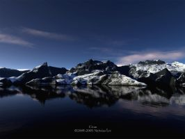 Clear - Terragen by furryphotos