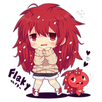 Flaky png by saeuchiha