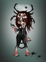 Halloween Event Day 18: Arachnophobia by ChaoticallyKhaos