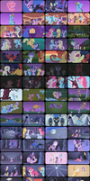 My Little Pony Episode 2 Tele-Snaps by MDKartoons