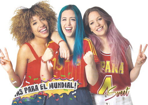 PNG Sweet California | Mundial 2018 by Yourprincessofstory