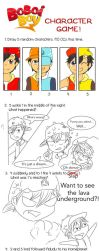 BoBoiBoy Character Game! by KittyKaina