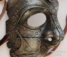 steampunk mask 10 by Diarment