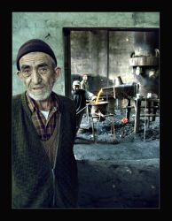 steel worker-2 by salihguler