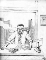 J Jonah Jameson by Jareth210