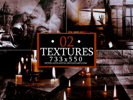 Texture Pack #02 by attlanttic