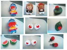 New Charms by Eliwi