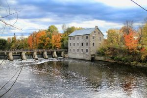 Manotick Mill, Ontario, Canada by ClaudeDupont