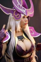 overpowered Syndra by dashcosplay