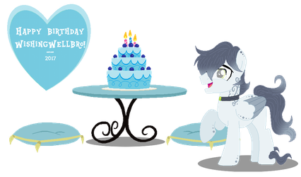 Happy Birthday WishingWellBro 2017 by WishingWellBro
