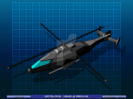LHK attack chopper 06 by MagosDomina