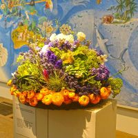 Bouquets to Art 2017 Flower Arrangement 60 by Trisaw1