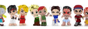 Street Fighter 2 Buddypoke by Ben2DJammin