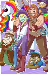 The Adventure Zone by TheCrayonQueen