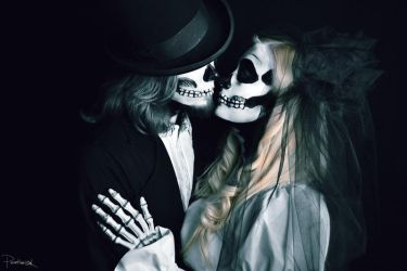 Mr. and Mrs. Sorrow by ParenthesisX