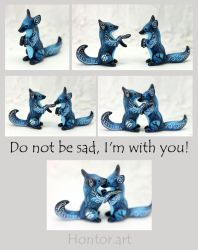 I'm with you by hontor