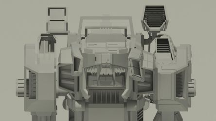 Project Liger Zero 2011 - 10 by 3DRaptor
