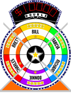 Star Wheel #4 $10,000 by mrentertainment