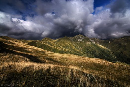 Puy de Sancy by LG77
